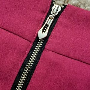Rampage Skirts - 🔥2 for $20🔥  NWOT HOT PINK MINI SKIRT